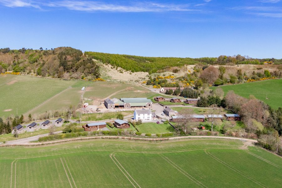 Balmeadowside Country Lodges & Cottages